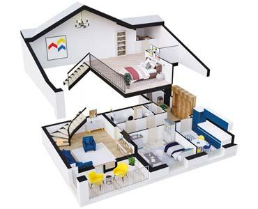 квартиры Scandia