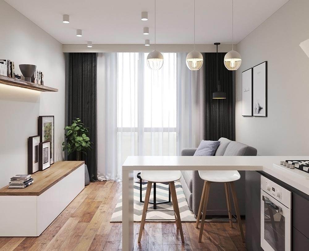 1-кімнатна квартира (31,10 м2)