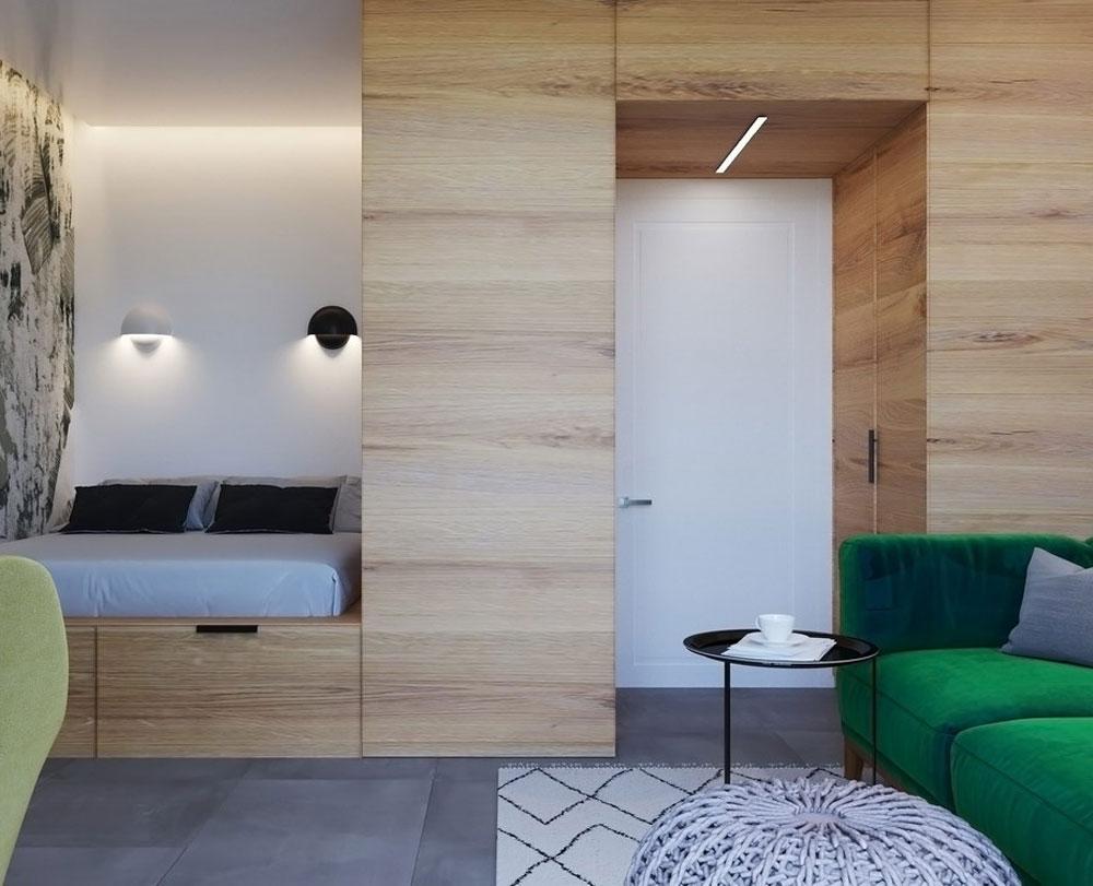 1-кімнатна квартира (40,23 м2)